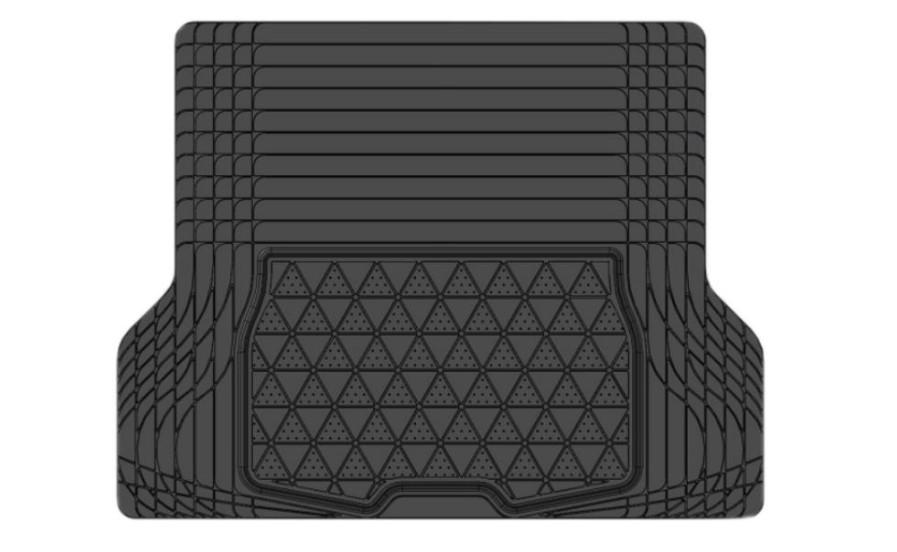 универсальный резиновый коврик в багажник