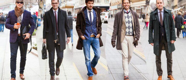 Предметы мужского гардероба, которые никогда не выйдут из моды