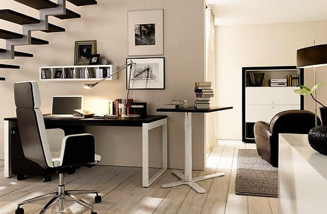 Как организовать и обустроить рабочее место дома
