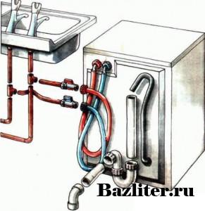 Что необходимо для подключения посудомоечной машины