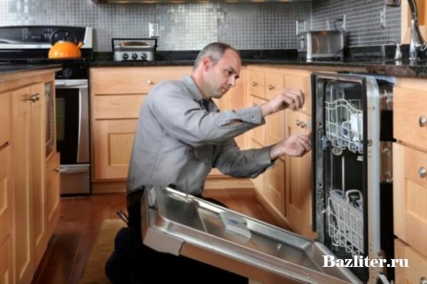 Как подключить посудомоечную машину?