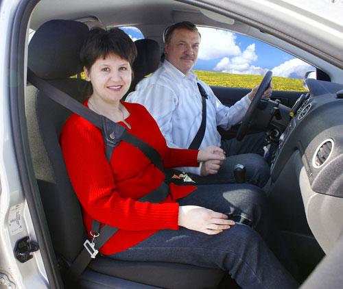 самое безопасное пассажирское сидение