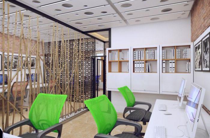 Как обустроить современный офис?