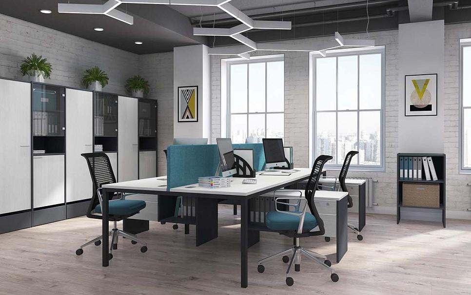 Мебель для офиса: на что обратить внимание при выборе