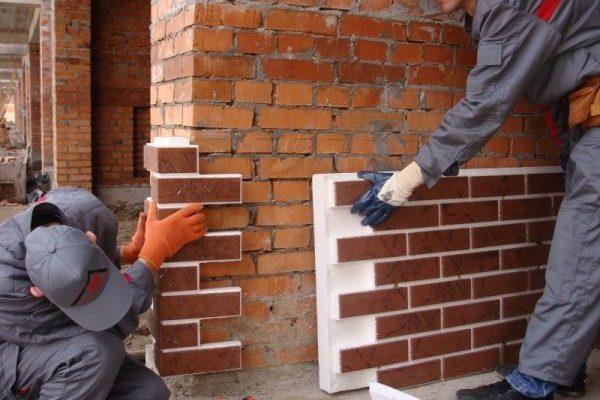фасадные панели в отделке дома