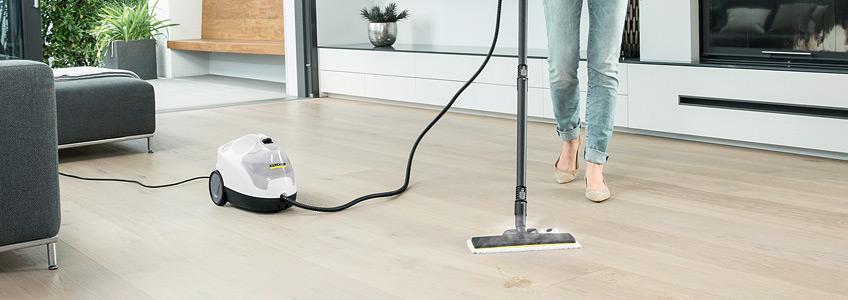 Новые модели пароочистителей - превратят уборку в удовольствие
