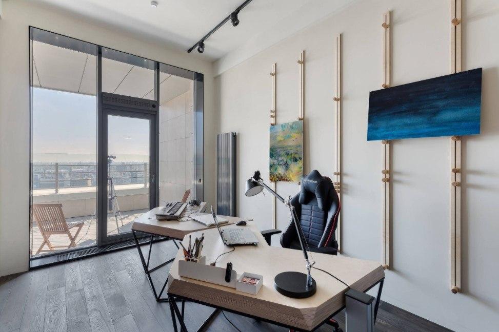 Как оформить стильный офис дома и сделать грамотный выбор?