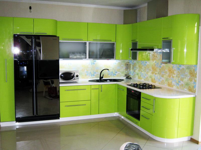 Кухни на заказ: дизайн