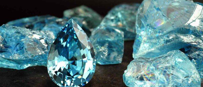 Аквамарин свойства камня