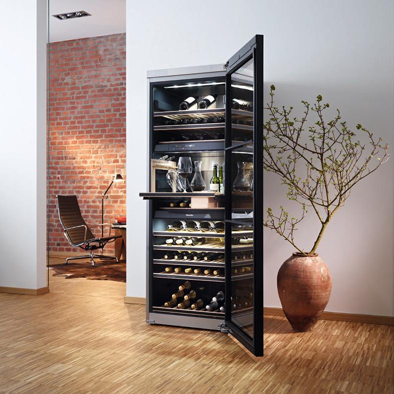 Функции винных шкафов