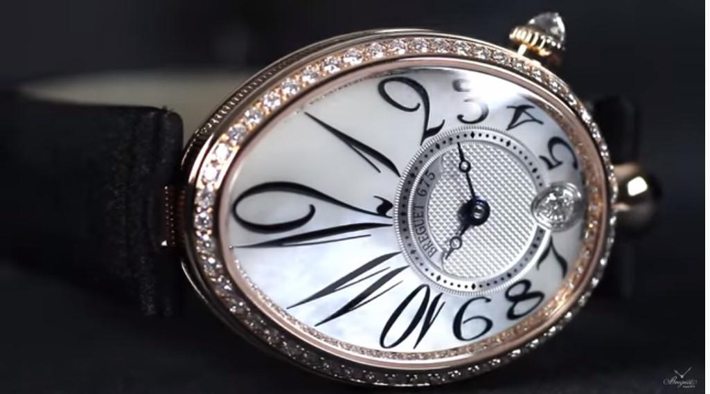 История создания наручных часов