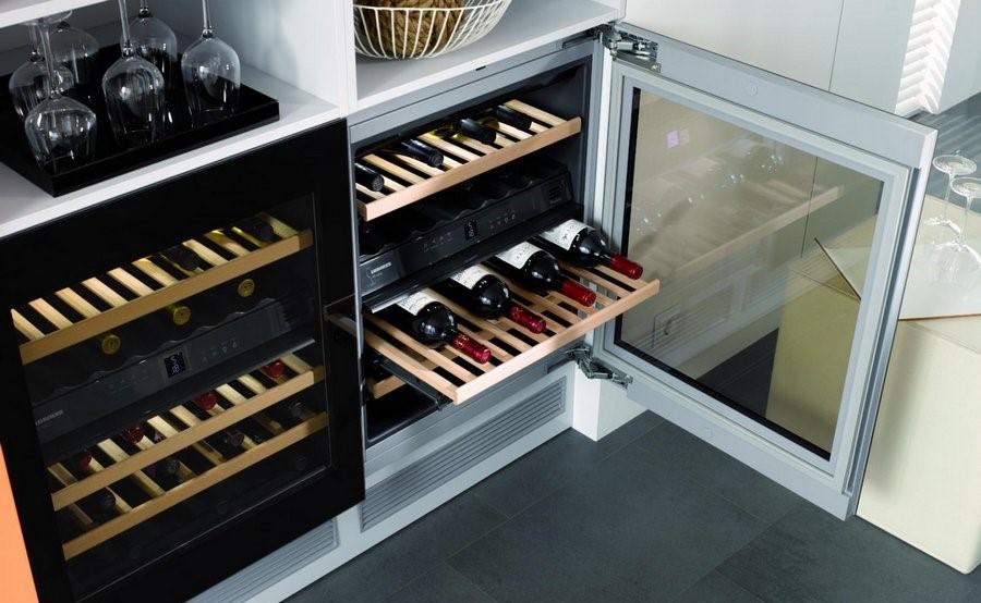 Винный шкаф: назначение, функции, разновидности, рекомендации по выбору