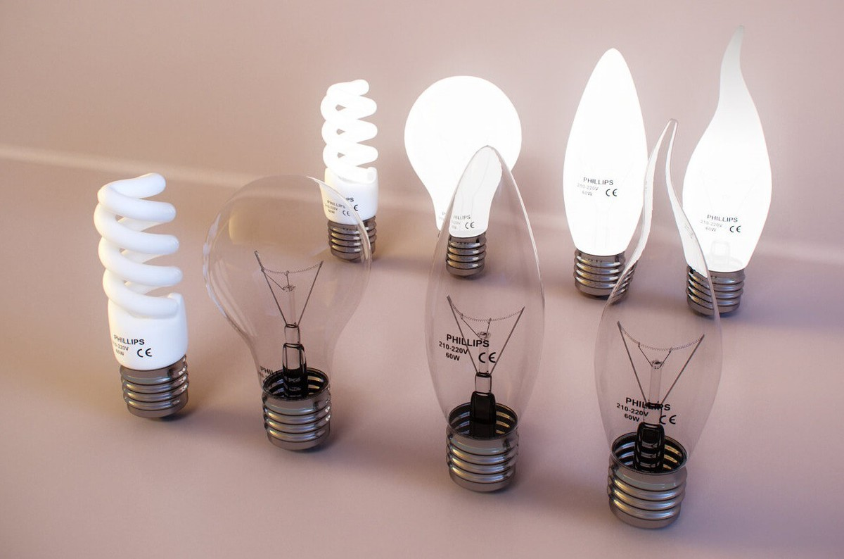 Как выбрать лампочку для дома: виды, особенности, характеристики