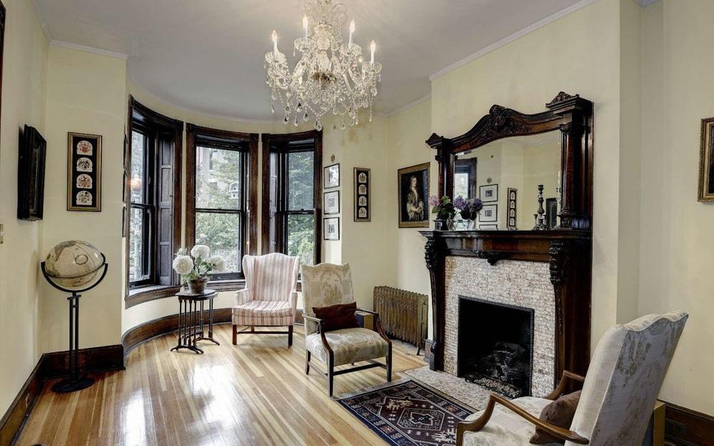 викторианский стиль в квартире