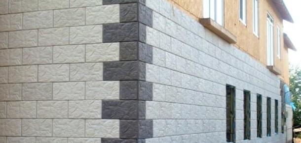 Облицовка фасада Плитка из архитектурного бетона