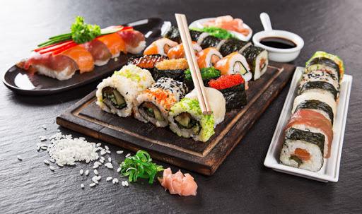 Фарфор суши