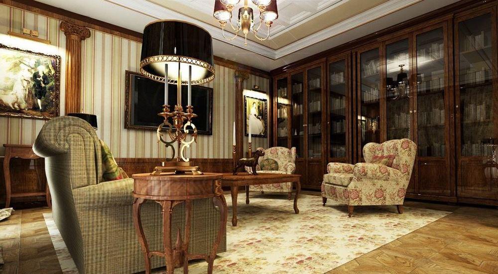 Особенности интерьера в викторианском стиле