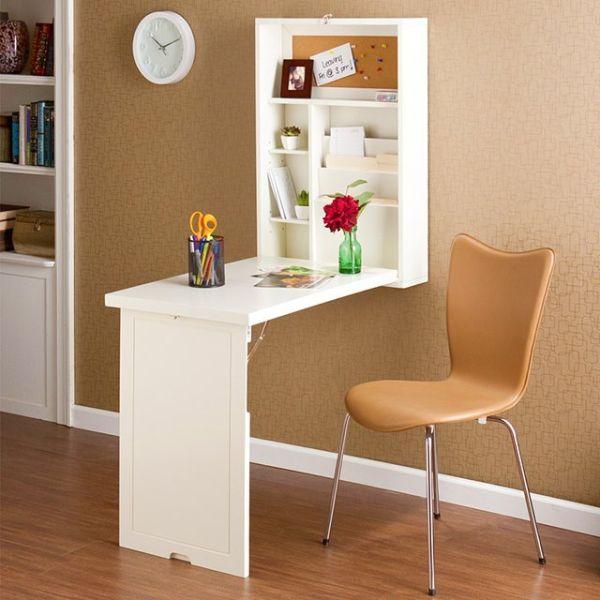 дизайн маленькой квартиры складной стол