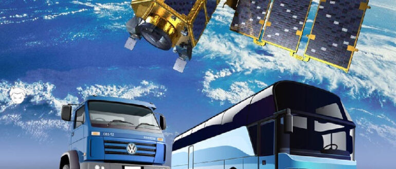Спутниковый мониторинг транспорта
