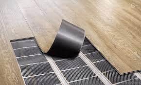 Кварцвиниловая плитка для дома – практичное решение