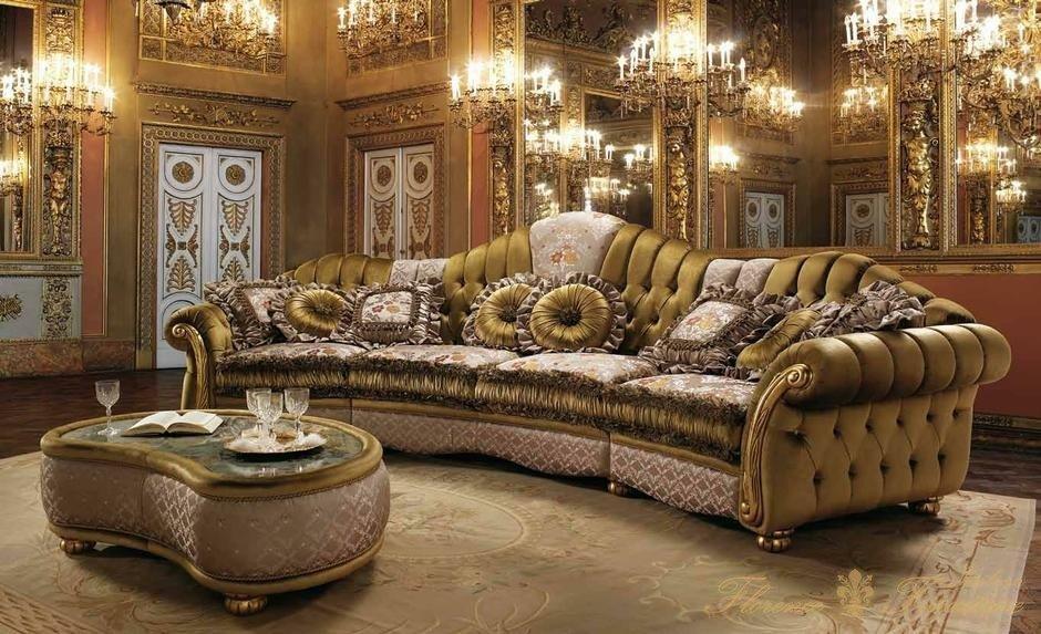 Элитная мебель для гостиных